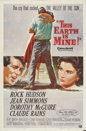 This Earth Is Mine - Movie Poster (thumbnail)