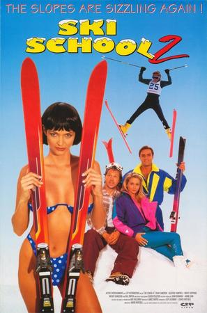 Ski School 2 - Movie Poster (thumbnail)