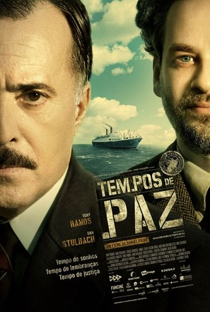 Tempos de Paz - Brazilian Movie Poster (thumbnail)