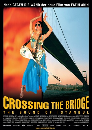 Crossing the Bridge: The Sound of Istanbul - German Movie Poster (thumbnail)