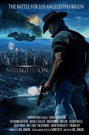 Alien Armageddon - Movie Poster (thumbnail)