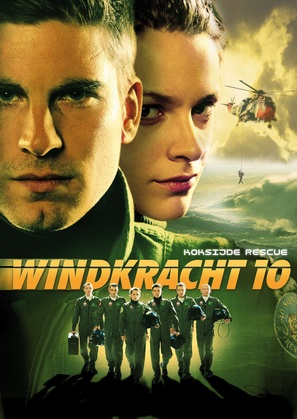 Windkracht 10: Koksijde Rescue - Belgian poster (thumbnail)