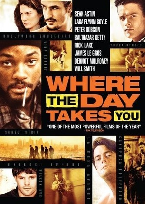 Where the Day Takes You - DVD movie cover (thumbnail)