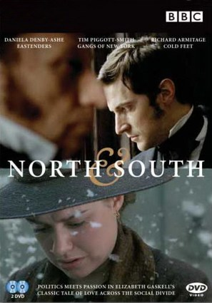 North & South - DVD cover (thumbnail)