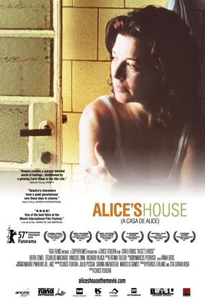 A Casa de Alice - poster (thumbnail)