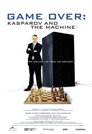 Game Over: Kasparov and the Machine - poster (thumbnail)
