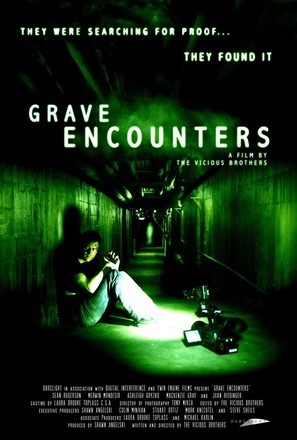 Grave Encounters - Movie Poster (thumbnail)
