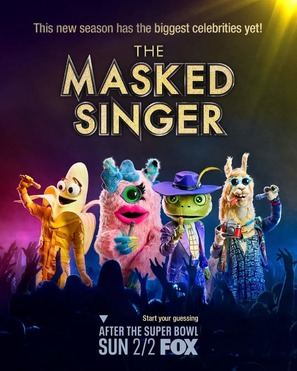 """""""The Masked Singer"""" - Movie Poster (thumbnail)"""