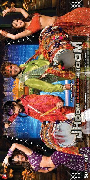 Jhoom Barabar Jhoom - Indian poster (thumbnail)