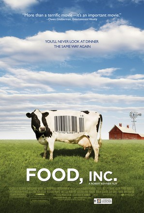 Food, Inc. - Australian Movie Poster (thumbnail)