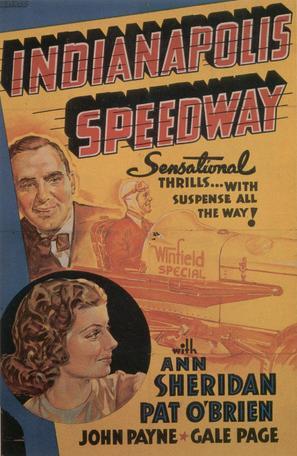 Indianapolis Speedway - Movie Poster (thumbnail)