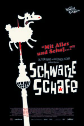 Schwarze Schafe - German Movie Poster (thumbnail)