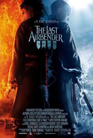 The Last Airbender - Movie Poster (thumbnail)