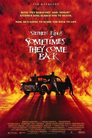 Sometimes They Come Back - Movie Poster (thumbnail)