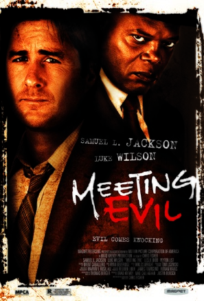 Meeting Evil - Movie Poster (thumbnail)
