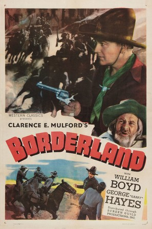 Borderland - Re-release poster (thumbnail)