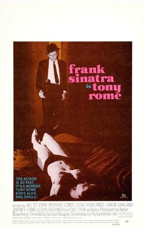 Tony Rome - Movie Poster (thumbnail)