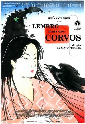 Lembro mais dos Corvos - Brazilian Movie Poster (thumbnail)