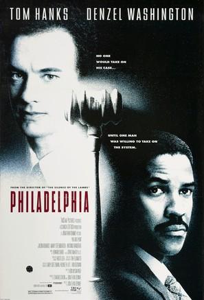 Philadelphia - Movie Poster (thumbnail)