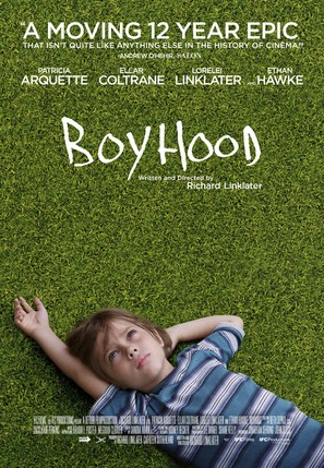 Boyhood - Movie Poster (thumbnail)