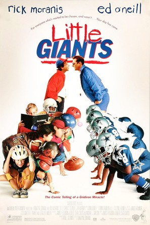 Little Giants - Movie Poster (thumbnail)