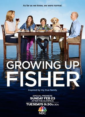 """Growing Up Fisher"" - Movie Poster (thumbnail)"