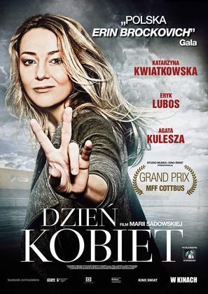 Dzien kobiet - Polish Movie Poster (thumbnail)