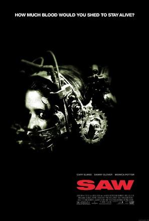 Saw - Movie Poster (thumbnail)