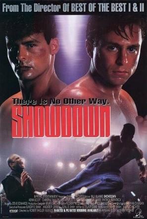 Showdown - Movie Poster (thumbnail)