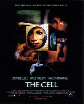 The Cell - Canadian Movie Poster (thumbnail)
