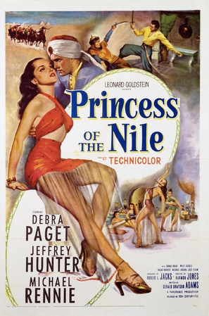 Princess of the Nile - Movie Poster (thumbnail)