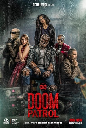"""Doom Patrol"" - Movie Poster (thumbnail)"