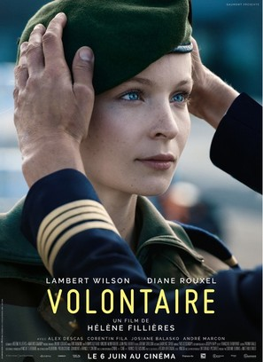 Volontaire - French Movie Poster (thumbnail)