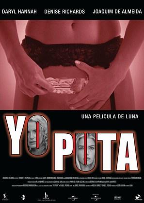 Yo Puta - Spanish Movie Poster (thumbnail)
