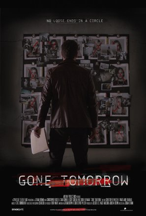 Gone Tomorrow - Canadian Movie Poster (thumbnail)
