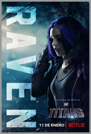 Titans - Spanish Movie Poster (thumbnail)