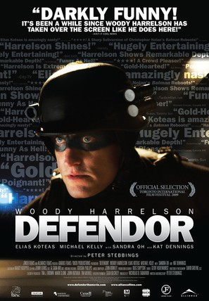 Defendor - Canadian Movie Poster (thumbnail)