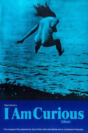 Jag är nyfiken - en film i blått - Movie Poster (thumbnail)