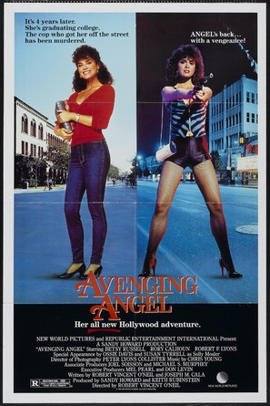 Avenging Angel - Movie Poster (thumbnail)