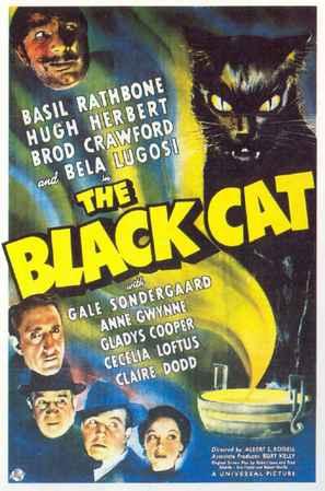 The Black Cat - Movie Poster (thumbnail)
