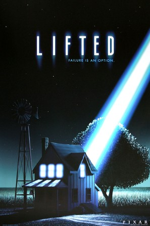 Lifted - Movie Poster (thumbnail)