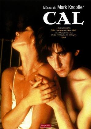 Cal - DVD movie cover (thumbnail)