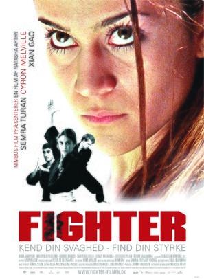 Fighter - Danish Movie Poster (thumbnail)