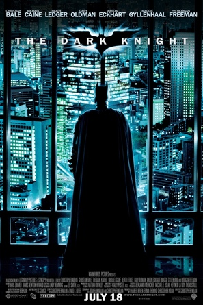 The Dark Knight - Movie Poster (thumbnail)