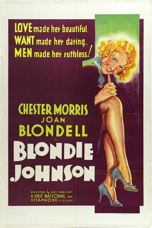 Blondie Johnson - Movie Poster (thumbnail)