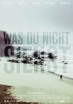 Was du nicht siehst - German Movie Poster (thumbnail)