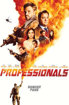 """""""Professionals"""" - Movie Poster (thumbnail)"""