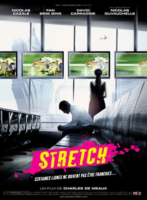 Stretch - French Movie Poster (thumbnail)