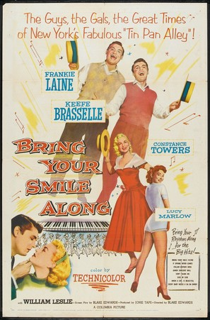 Bring Your Smile Along - Movie Poster (thumbnail)
