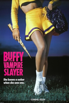 Buffy The Vampire Slayer - Movie Poster (thumbnail)